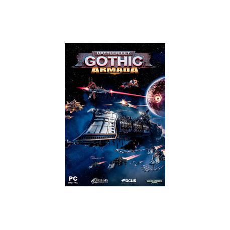 Battlefleet Gothic Armada [POL] (nowa) (PC)