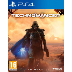 THE TECHNOMANCER  [pol] (nowa) (PS4)