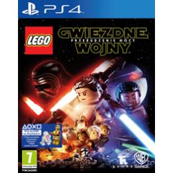 LEGO GWIEZDNE WOJNY PRZEBUDZENIE MOCY  [POL] (używana)  PS4