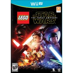 LEGO Gwiezdne wojny Przebudzenie Mocy [ENG] (nowa) (WiiU)