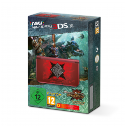 NEW NINTENDO 3DSXL MONSTER HUNTER GENERATIONS (nowa)
