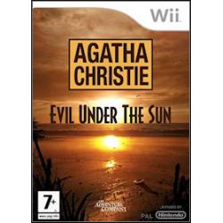Agatha Christie Zło, które żyje pod słońcem [ENG] (używana) (Wii)