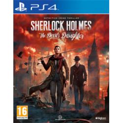SHERLOCK HOLMES THE DEVIL'S DAUGHTER [ENG] (używana) (PS4)