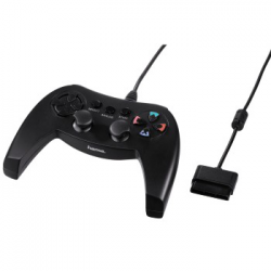 Pad HAMA playstation 2 [ENG] (używana) (PS2)
