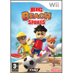 Big Beach Sports [ENG] (używana) (Wii)