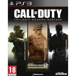 Call of Duty TRYLOGIA MODERN WARFARE [ENG] (nowa) (PS3)