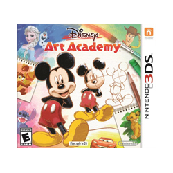 Disney Art Academy [ENG] (nowa) (3DS)