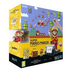 WiiU Super Mario Maker (nowa)