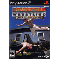 Backyard Wrestling Don't Try This at Home [ENG] (używana) (PS2)