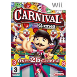 Carnival Games [ENG] (używana) (Wii)