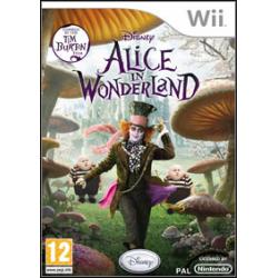 Alicja w Krainie Czarów [ENG] (używana) (Wii)