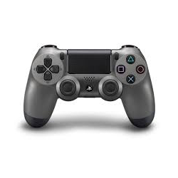 PAD DUALSHOCK4 STEEL BLACK [ENG] (nowa) (PS4)