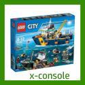 KLOCKI LEGO CITY 60095 STATEK DO BADAŃ GŁĘBINOWYCH (nowa)