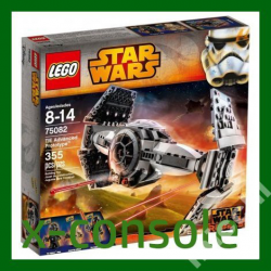 KLOCKI LEGO STAR WARS 75082 TIE MYŚLIWIEC INKWIZYTORA (nowa)