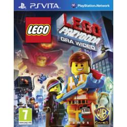 LEGO PRZYGODA GRA WIDEO (używana) (PSV)