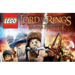 LEGO THE LORD OF THE RINGS[ENG] (Classics) (używana) (Wii)