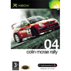 Colin McRae Rally 04 (używana) (XBOX)