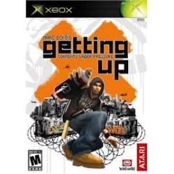 GETTING UP[ENG] (używana) (XBOX)