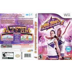 ALL STAR CHEERLEADER 2[GER] (używana) (Wii)