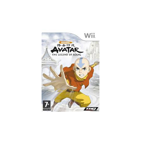 AVATAR THE LEGEND OF AANG[GER] (używana) (Wii)
