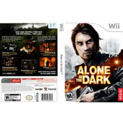 ALONE IN THE DARK[GER] (używana) (Wii)