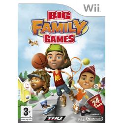 Big Family Games (używana) (Wii)