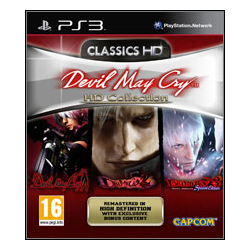 DEVIL MAY CRY HD COLLECTION [ENG] (Używana) PS3