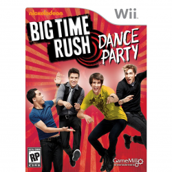 Big Time Rush - Dance Party (używana) (Wii)