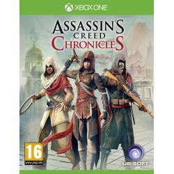 Assassin's Creed Chronicles[POL] (używana) (XONE)