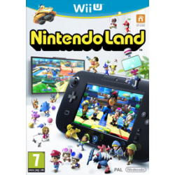 Nintendo Land (używana) (WiiU)