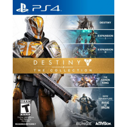 DESTINY  THE COLLECTION (nowa) PS4
