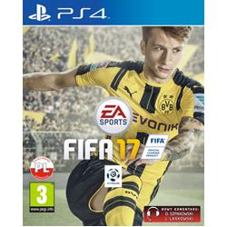 FIFA 17 [POL] (nowa) PS4