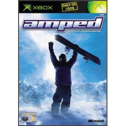 Amped Freestyle Snowboarding[ENG] (używana) (XBOX)