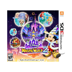 Disney Magical World 2[ENG] (nowa) (3DS)