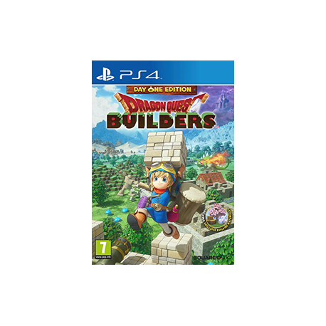 DRAGON QUEST BUILDERS [ENG] (nowa) PS4