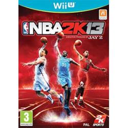 NBA 2K13[ENG] (używana) (WiiU)