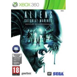 Aliens Colonial Marines[POL] (używana) (X360)