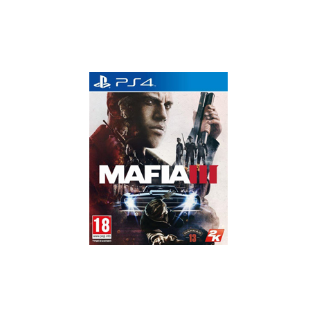 MAFIA III (używana)[POL] PS4