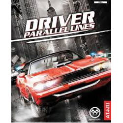 Driver Parallel Lines[ENG] (używana) (Wii)