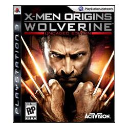 X-MEN ORIGINS WOLVERINE [ENG] (Używana) PS3