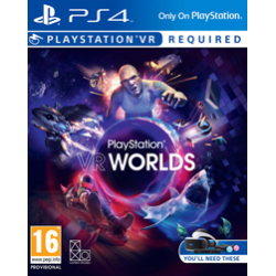 PLAYSTATION  VR  WORLDS ENG] (nowa) (PS4)