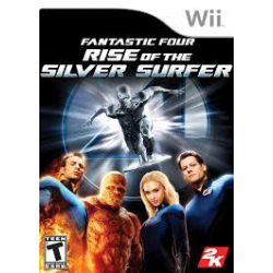 Fantastic 4 rise of the silver surfer[ENG] (używana) (Wii)