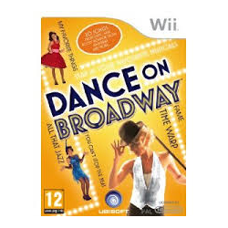 dance on broadway[ENG] (używana) (WII)