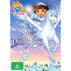 Dora saves The snow princess[ENG] (używana) (NDS)