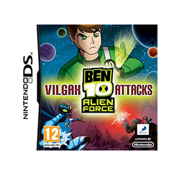Ben 10 Alien Force  Vilgax Attacks[ENG] (używana) (NDS)
