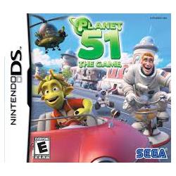 Planet 51 The Game[ENG] (używana) (NDS)