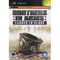 Brother's In Arms Earned In Blood[ENG] (używana) (XBOX)