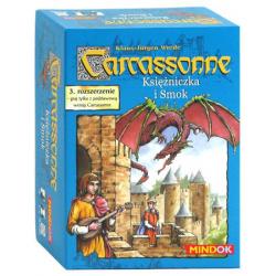 Carcassonne Księżniczka i Smok (nowa)