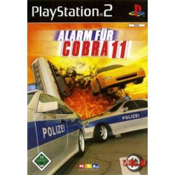 ALARM FUR COBRA 11 vol.2 (używana) PS2