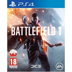 BATTLEFIELD 1[POL] (używana) PS4